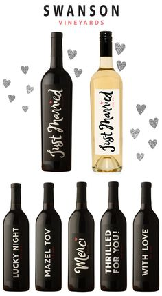 @SwansonWines originally spotted on @Junebugweddings and been saving all this time. #GiftIdeas