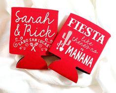Fiesta Wedding Favors, Mexico Wedding, Destination Wedding Favors, Fiesta like there's no Manana, Wedding Favors, Personalized Favors, 1433