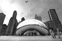 Chicago Bean. Chicago March 2010