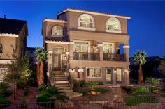 Las Vegas Nevada New Homes Plan Details American West Home Builders