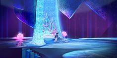 Art of Victoria Ying--Frozen concept art
