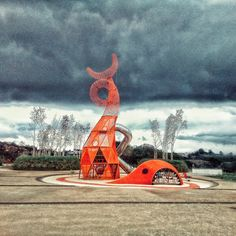 Parque da Balea Cidade da Cultura Santiago de Compostela #geocaching Modern Playground, Playground Design, Outdoor Playground, Landscape And Urbanism, Landscape Elements, Landscape Design, Active Design, Public Space Design, Outdoor Play Areas