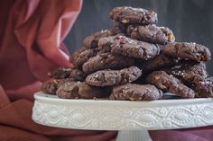 Gluten Free Chocolate Cookies by Irvin Lin of Eat the Love | www.eatthelove.com | #glutenfree #cookies #chocolate