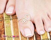 BIG Toe LOVE Ring