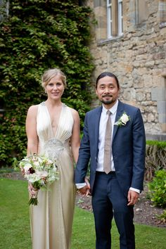 Imari by Jenny Packham // North Yorkshire Wedding // Photography by Annemarie King