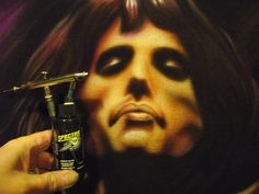 Nick Smith's how-to-airbrush blog: part 2