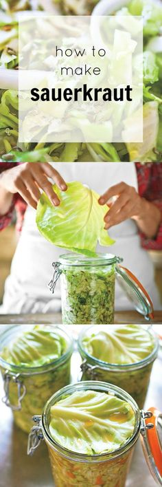 Ready for Natural Fermentation 101? We asked an expert to share her top five tips and tricks for making sauerkraut at home.