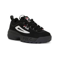 898bf455fc66e0 Men s Fila Disruptor II ( 63) ❤ liked on Polyvore featuring men s fashion