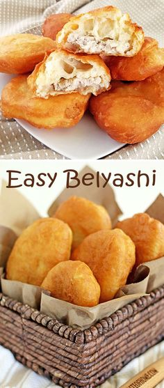 Easy Belyashi