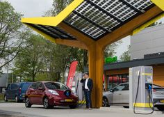 Investing in the future: Fastned raises to expand electric car charging network