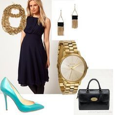 Yummy in Navy | Women's Outfit | ASOS Fashion Finder