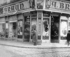 FOTO Nostalgii timişorene: Braun trimitea alimente în Germania, în schimbul unor acordeoane