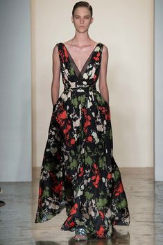 Peter Som Spring 2015 Ready-to-Wear Fashion Show Collection