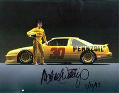 #30 Pennzoil Pontiac Michael Waltrip, Daytona 500, Nascar, Racing, Running, Auto Racing