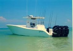 yellowfin 42 offshore - Google Search