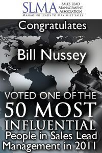 Bill Nussey is one of the 50 Most Influential in Sales Lead Management 2011. During his tenure at Silverpop, Nussey has overseen the acquisition of leading marketing technology companies such as Vtrenz, PlacePunch and CoreMotives and helped lead Silverpop to seven consecutive years of profitability. He's been the recipient of the Direct Marketing Association's Marketing Technology and Internet Council Annual Award of Excellence.