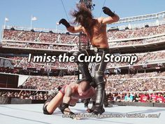 It was such an amazing move its all Vince's fault Not really he stopped because kids were doing it. It is easy to imitate. Wwe Seth Rollins, Roddy Piper, I Just Dont Care, Hard Workers, Nikki Bella, Dean Ambrose, Cheer Up, Roman Reigns, Wwe Superstars