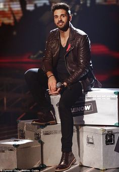 No Ed Sheeran: Ben Haenow sang Thinking Out Loud and split the judges