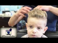 Tutorial-Corte europeo para niño - YouTube