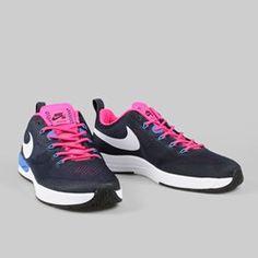 detailed look 4717e 03bd9 Nike SB Project BA R R Trainers Dark Obsidian White Hyper Pink Skate Shoe  Brands