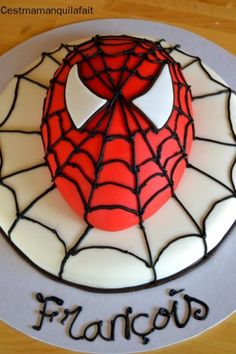 Birthday cake spiderman ✅ Best 79 ideas of Birthday cake spiderman 2019 with our website HD Recipes. Rainbow Cocktail, Spiderman Theme, Cake Spiderman, Funny Cake, Cool Birthday Cakes, Birthday Boys, Crazy Cakes, Tasty Bites, Cake Decorating Tutorials