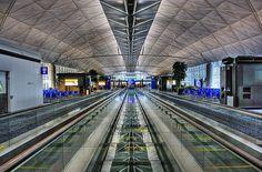 Hong Kong International Airport 香港國際機場 (HKG) in Chek Lap Kok, Hong Kong