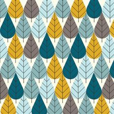 Need a small window covering - loving these fabrics from Charley Harper designs!