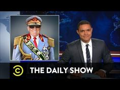 The Daily Show with Trevor Noah - Donald Trump: America's African President - YouTube