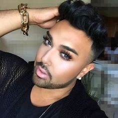 Angel Marino | These Men Will Teach You Everything You Need To Know About Makeup