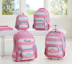 Back To School The Cutest Toddler Girl Backpacks Stuff