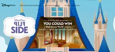 Win a Free Disney World Vacation from Disney by entering the Disney Flip Side Sweepstakes