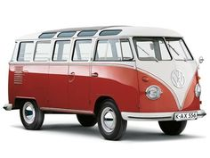 My dream car in High School a 67' VW Bus, along with my other dream a 57' Chevy Bel Air.