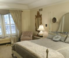 Here are some great tips to make your master bedroom into a beautiful oasis.