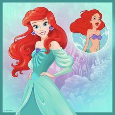Disney Movie Characters, Disney Movies, Fictional Characters, Disney Art, Walt Disney, Famous Short Stories, Handsome Prince, Disney Magic Kingdom, Ariel The Little Mermaid