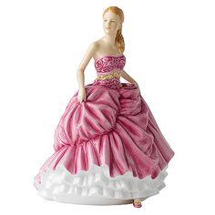 Amelia Royal Doulton Figurine - Petites Collection