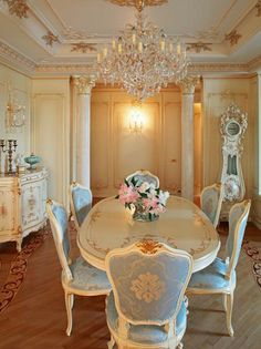 Frivolous Fabulous - Elegant Tea Room for Miss Frivolous Fabulous
