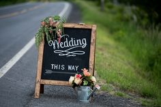 Sign- The Wedding Shed, Fredericton