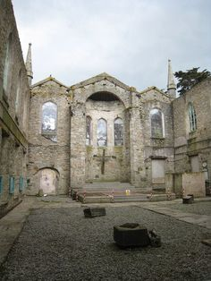 ST DAY OLD CHURCH   Cornwall: 'Has considerable historical importance in the context of the Cornish Mining World Heritage Site.' ✫ღ⊰n
