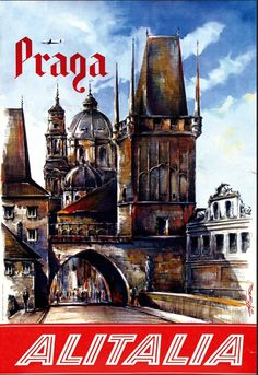 Prague - Alitalia