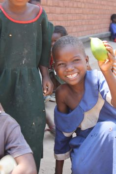 All smiles #NFPS #HELPchildren #Malawi