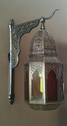 Heart Moroccan lanterns