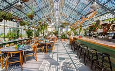 Seeing Greenhouse French Dips and Carrots in Roy Choi's Greenhouse VITALS Commissary at The Line Hotel 3515 Wilshire Blvd, 2nd Fl Los Angeles, CA 90010