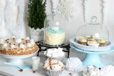 Winter Wonderland Geburtstagsparty | SASIBELLA