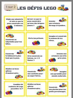 Lego Minifigs, Lego Duplo, Lego Hogwarts, Lego Challenge, Lego Toys, Lego Games, Buy Lego, Lego Projects, Kids Learning Activities