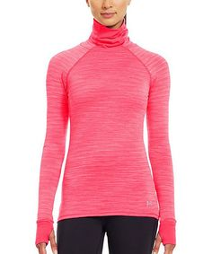 Loving this Neo Pulse Fly-By Turtleneck - ran outside with it & a jacket and it was perfect