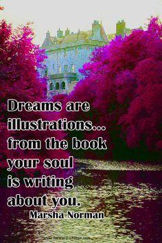 Follow your #dreams.