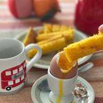 Café da manhã de hoje com #cafepuro #paodeabobora e #ovoquente! Bom final de semana!!! #artesdamel #cafedamanha #feitoemcasa #paocaseiro #pãocaseiro #sorocaba