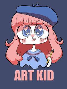 « ART KID » par lavendertowne