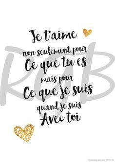 Valentine's Day Quotes : QUOTATION - Image : Quotes Of the day - Description Affiche papier citation et texte d'amour Friendship Love, Friendship Quotes, The Words, Best Quotes, Love Quotes, Inspirational Quotes, Text Poster, Love One Another Quotes, Quotes Distance