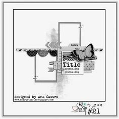 Scrapbook Ideas: Over Projects! Scrapbook Layout Sketches, Scrapbook Templates, Card Sketches, Scrapbook Albums, Scrapbooking Layouts, Scrapbook Cards, Scrapbook Designs, Photo Sketch, Sketch 2